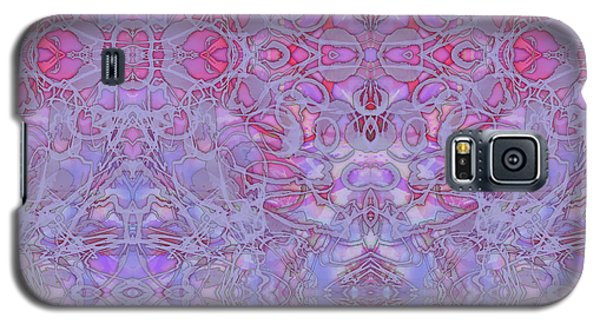 Kaleid Abstract Halo Galaxy S5 Case