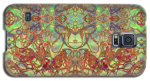 Kaleid Abstract Tapestry Galaxy S5 Case