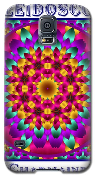 Kaleidoscope 3 Galaxy S5 Case by Charmaine Zoe