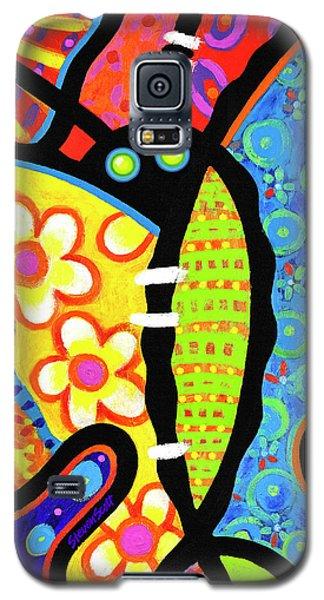 Kaleidoscope Butterfly Galaxy S5 Case