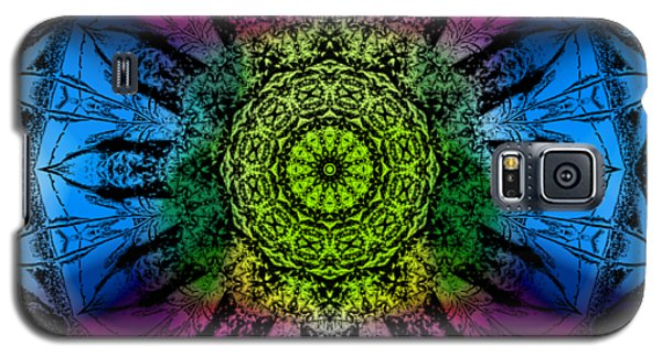 Kaleidoscope - Colorful Galaxy S5 Case