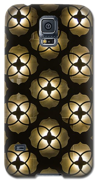 Kaleidoscope Wall Galaxy S5 Case by April Reppucci