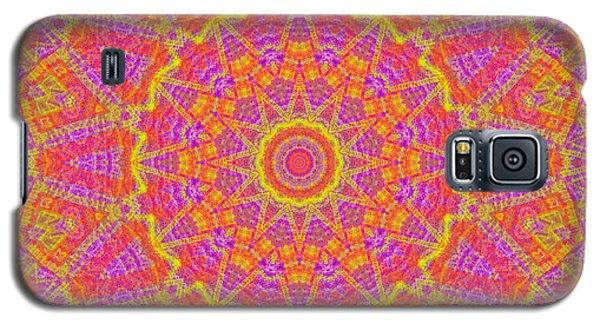 Kaleidoscopic Volpiana 1  Galaxy S5 Case