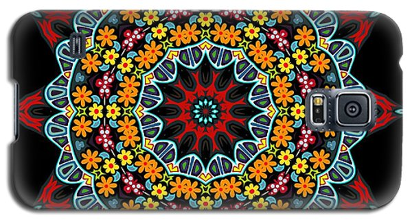 Galaxy S5 Case featuring the digital art Kali Kato - 12 by Aimelle