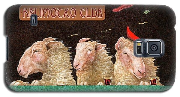 Kalimocho Club... Galaxy S5 Case