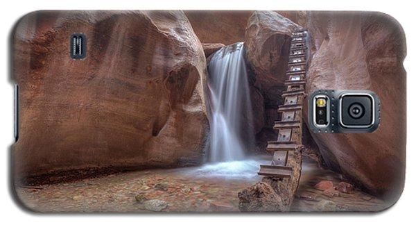 Kanarra Creek Falls Galaxy S5 Case