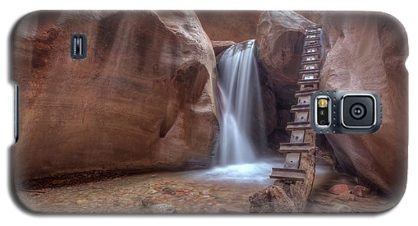 Kanarra Creek Falls Galaxy S5 Case