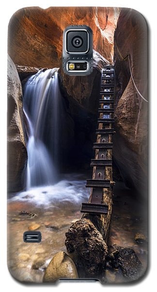 Kanarraville Falls Galaxy S5 Case