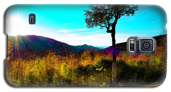 Kancamagus Sunset Galaxy S5 Case