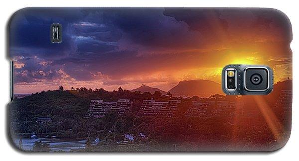 Kaneohe Sunrise Galaxy S5 Case