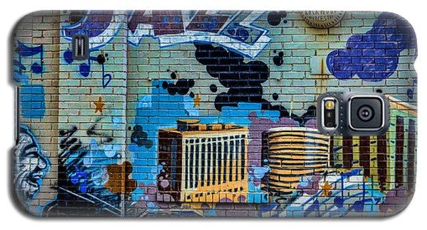 Kansas City Jazz Mural Galaxy S5 Case