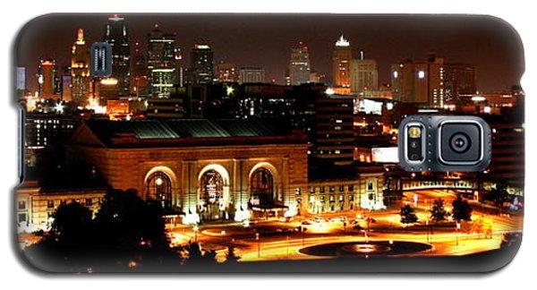 Kansas City Lights Galaxy S5 Case