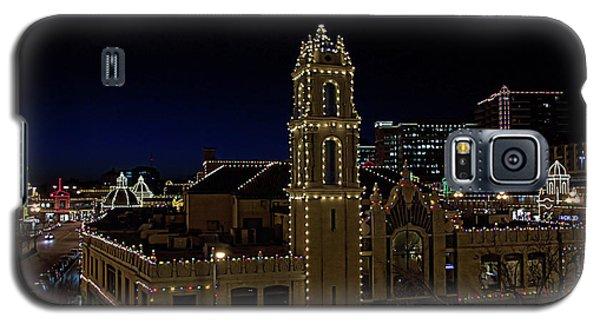 Kansas City Plaza Lights Galaxy S5 Case