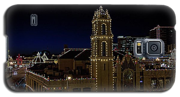 Kansas City Plaza Lights Galaxy S5 Case