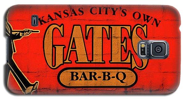 Kansas City's Own Gates Bar-b-q Galaxy S5 Case