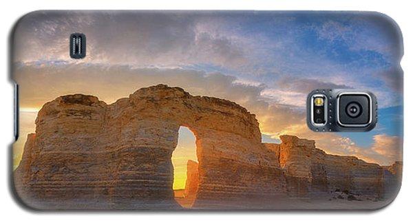Kansas Gold Galaxy S5 Case by Darren White