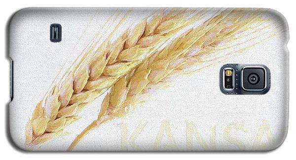 Kansas Galaxy S5 Case by JC Findley