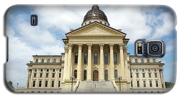 Kansas State Capitol Building Galaxy S5 Case