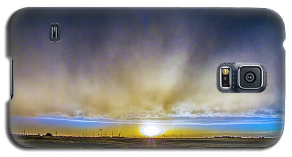 Kansas Storm Chase Bust Day 005 Galaxy S5 Case