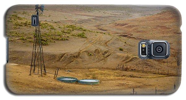 Kansas Watering Hole Galaxy S5 Case