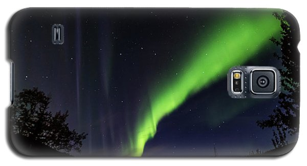 Kantishna Northern Lights In Denali National Park Galaxy S5 Case
