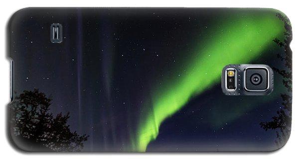 Kantishna Northern Lights In Denali National Park Galaxy S5 Case