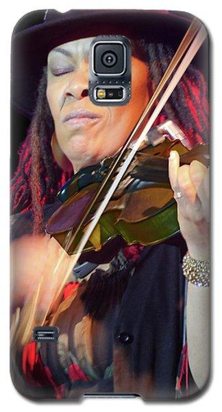 Karen Briggs 2017 Hub City Jazz Festival - In The Moment Galaxy S5 Case