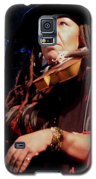 Karen Briggs 2017 Hub City Jazz Festival - Pause Galaxy S5 Case