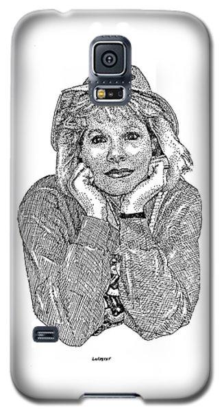 Karen Marie Galaxy S5 Case by Dave Luebbert