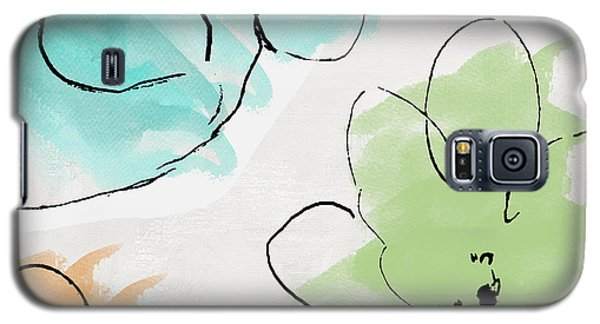 Kasumi Galaxy S5 Case by Mindy Sommers