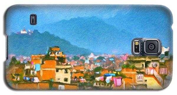 Kathmandu, Nepal Galaxy S5 Case