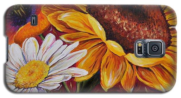 Kathrin's Flowers Galaxy S5 Case
