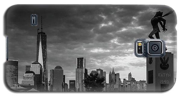 Katyn New World Trade Center In New York Galaxy S5 Case