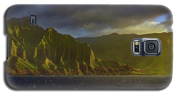 Kauai Golden Sunset Galaxy S5 Case