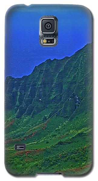 Kauai  Napali Coast State Wilderness Park Galaxy S5 Case