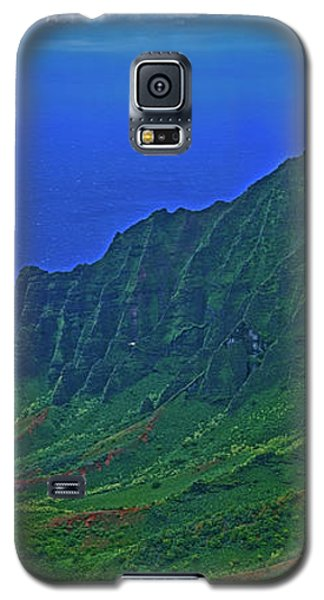 Kauai  Napali Coast State Wilderness Park Galaxy S5 Case
