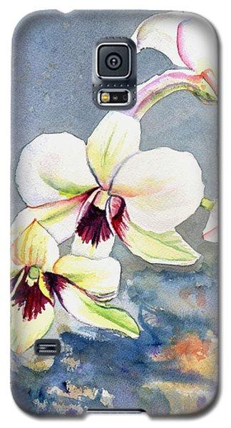 Kauai Orchid Festival Galaxy S5 Case
