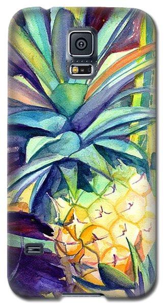 Kauai Pineapple 4 Galaxy S5 Case
