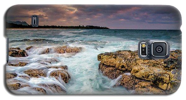 Kauai Ocean Rush Galaxy S5 Case
