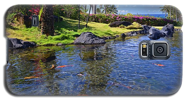 Kauai Serenity Galaxy S5 Case by Marie Hicks