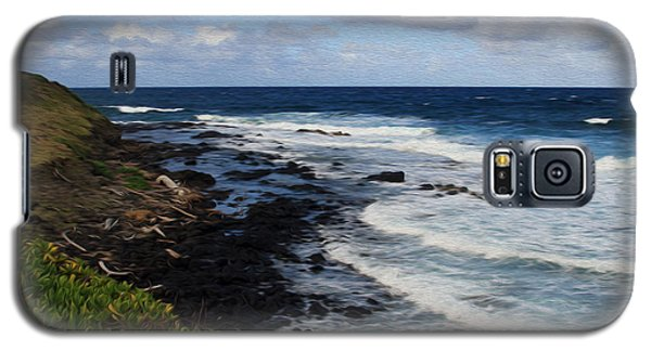Kauai Shore 1 Galaxy S5 Case