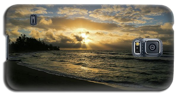 Kauai Sunrise Galaxy S5 Case