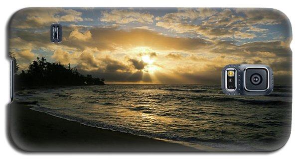 Kauai Sunrise Galaxy S5 Case