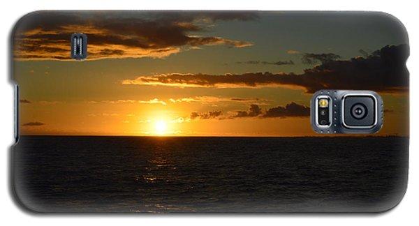 Kauai Sunset Galaxy S5 Case by James McAdams