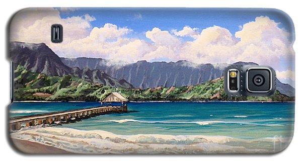 Kauai Surf Paradise Galaxy S5 Case
