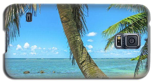 Kauai Tropical Beach Galaxy S5 Case