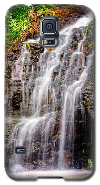 Kauai Water Cascade Galaxy S5 Case