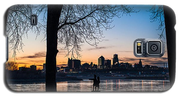Kaw Point Park Galaxy S5 Case