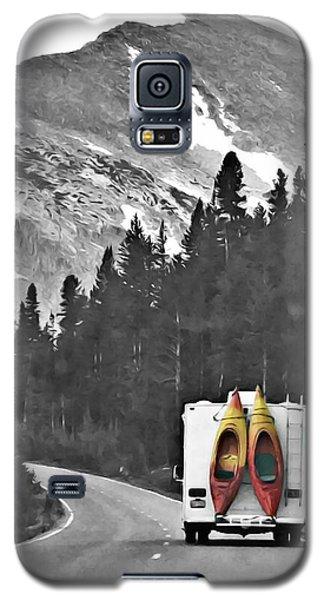 Kayak Adventure Galaxy S5 Case