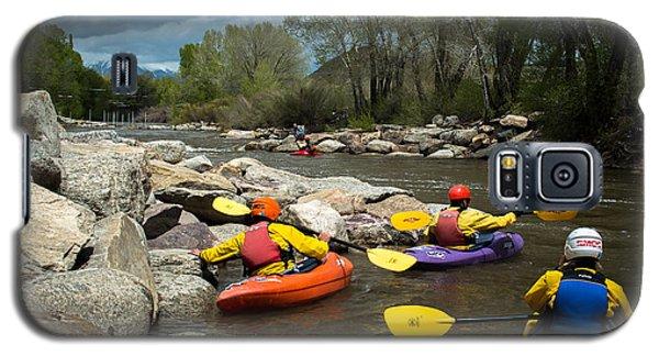 Kayaking Class Galaxy S5 Case